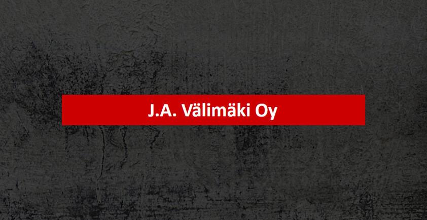 J.A. Välimäki Oy